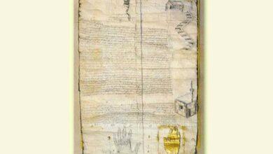 Photo of ১৪০০ বছর ধরে রক্ষিত খ্রিস্টান সন্ন্যাসীদের প্রতি নবীজির অঙ্গীকারনামা